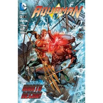 Aquaman 3. Nuevo Universo DC