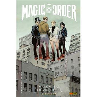 The magic order 1