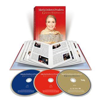 Gracias a vosotros Vol 1-2 - 2 CD + DVD + Libro