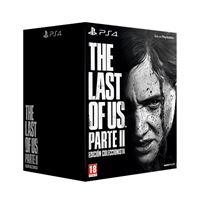 The Last of Us Parte II - Ed. Coleccionista - PS4