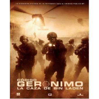 Código Gerónimo: La caza de Bin Laden - DVD