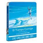 El Tiempo Contigo  Steelbook - Blu-ray