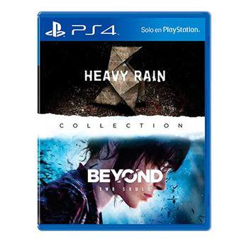 Heavy Rain y Beyond: Dos Almas Collection PS4