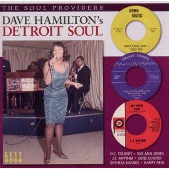 Dave Hamiltons Detroit Soul