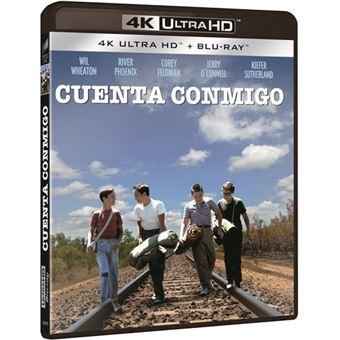 Cuenta conmigo - UHD + Blu-Ray