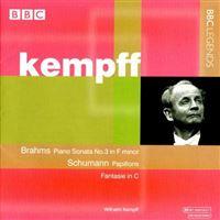 Kempff:piano sonata no.3/