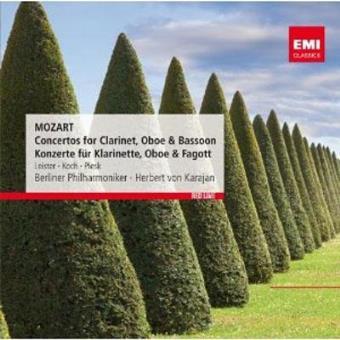 Concertos For Clarinet