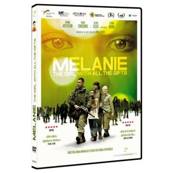 Melanie. The girl with all the gifts - DVD