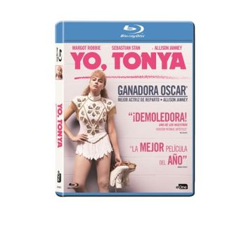 Yo, Tonya - Blu-Ray