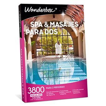 Caja Regalo Wonderbox - Spa & masajes para dos