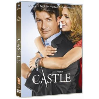 CastleCastle - Temporada 5 - DVD