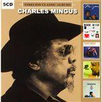 Timeless Classics - Charles Mingus - 5 CD