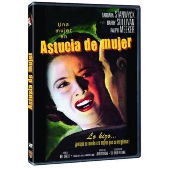 Astucia de mujer - DVD