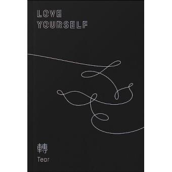 Love yourself: Tear - CD + Libro