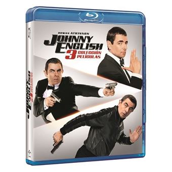 Trilogía Johnny English - Blu-Ray
