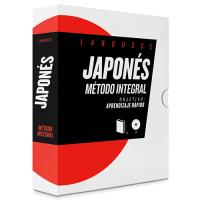 Japonés. Método integral (Libro + CD)