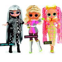 L.O.L. Surprise! OMG Fashion Dolls Lights  - Varios modelos