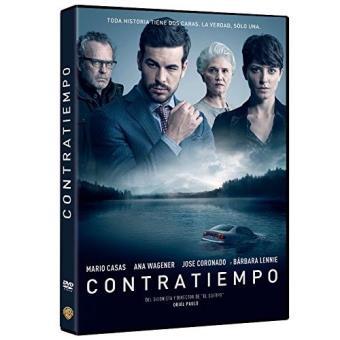 Contratiempo (2016) - DVD