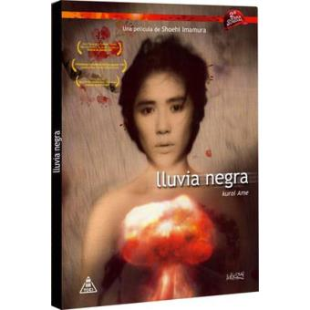 Lluvia negra - DVD