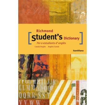 Richmond Student's Dictionary. Català-Anglès, Anglès-Català
