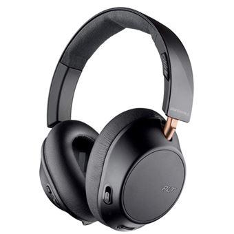 Auriculares Noise Cancelling Plantronics Backbeat Go 810 Negro