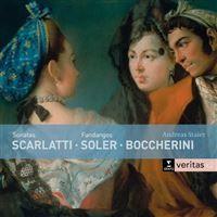 Scarlatti Sonatas y Variaciones del fandango español - 2 CD