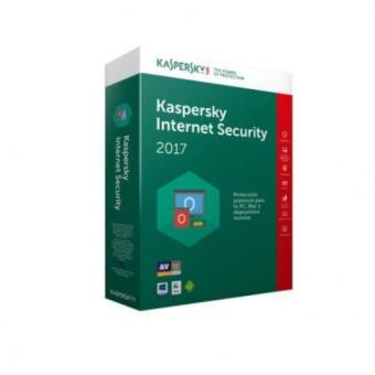 Kaspersky Kis 2017  Internet Security Multi-Device