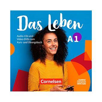 Das Leben - Medienpaket A1 mit Audio-CDs und Video-DVDs