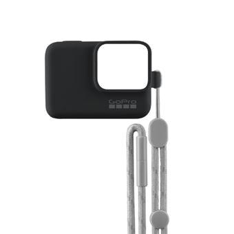 Funda de silicona para GoPro Negro