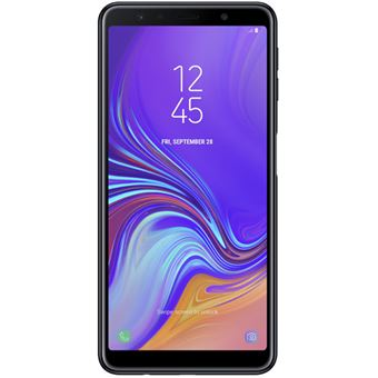 Samsung Galaxy A7 6'' 64GB Negro