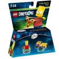 LEGO Dimensions Los Simpsons Bart