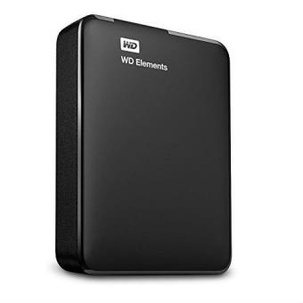 "Disco duro portátil WD Elements 2 TB 2,5"" Negro"
