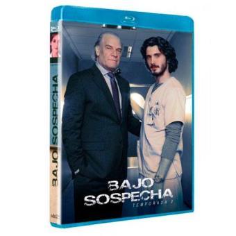 Bajo Sospecha - Blu-Ray Temporada 2