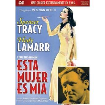 Esta mujer es mía (V.O.S.) - DVD