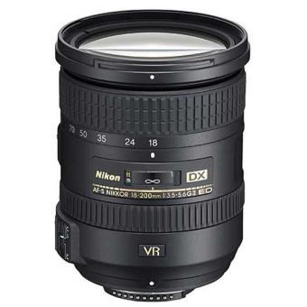 Nikon AF-S DX 18-200 VR II G ED Objetivo Zoom