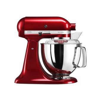 Robot de cocina Kitchenaid Artisan 5KSM175PSEC Rojo