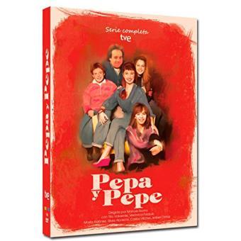 Pack Pepa y Pepe (Serie completa) - DVD
