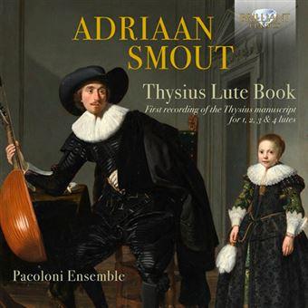 Adriaan Smout - Thysius Lute Book