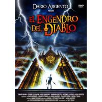 El engendro del diablo - DVD