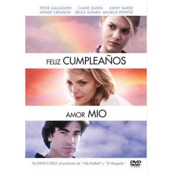 Feliz cumpleaños, amor mío - DVD