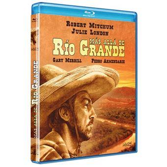 Más allá de Río Grande - Blu-Ray
