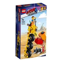 La LEGO Película 2 - Triciclo de Emmet
