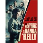 La verdadera historia de la banda de Kelly - DVD