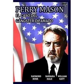 Perry Mason: El caso del gángster difamad - DVD