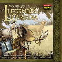 Mouse Guard. Llegendes de la guàrdia 1