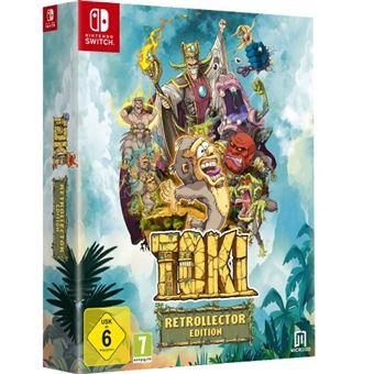 Toki  Retrocollector Edition Nintendo Switch