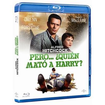 Pero... ¿Quién mató a Harry? - Blu-Ray
