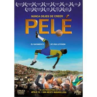 Pelé, el nacimiento de una leyenda - DVD