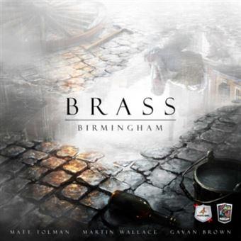 Brass: Birmingham - Tablero