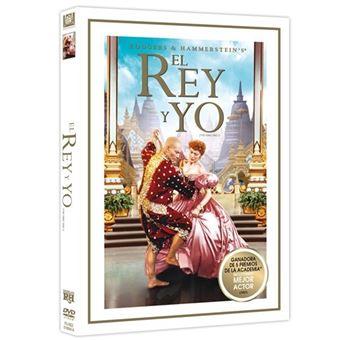 El rey y yo (1956) - Colección Oscars - DVD